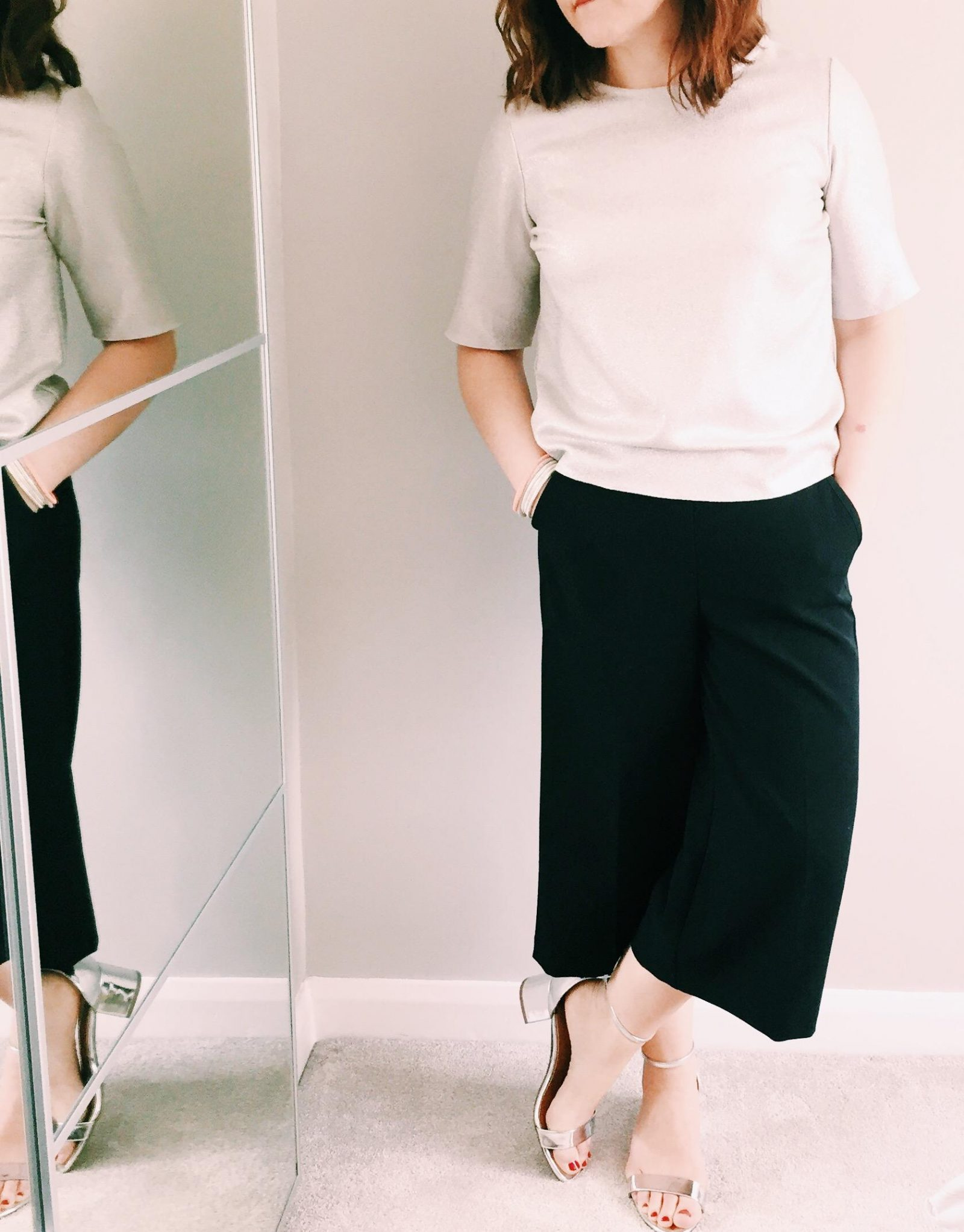 Styling Your Culottes