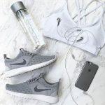 Fitness Flatlay