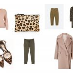 Neutral Colour Palettes for Autumn/ Winter Fashion