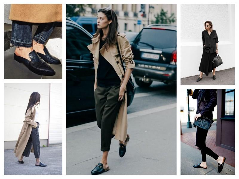 How To Style Backless Loafers
