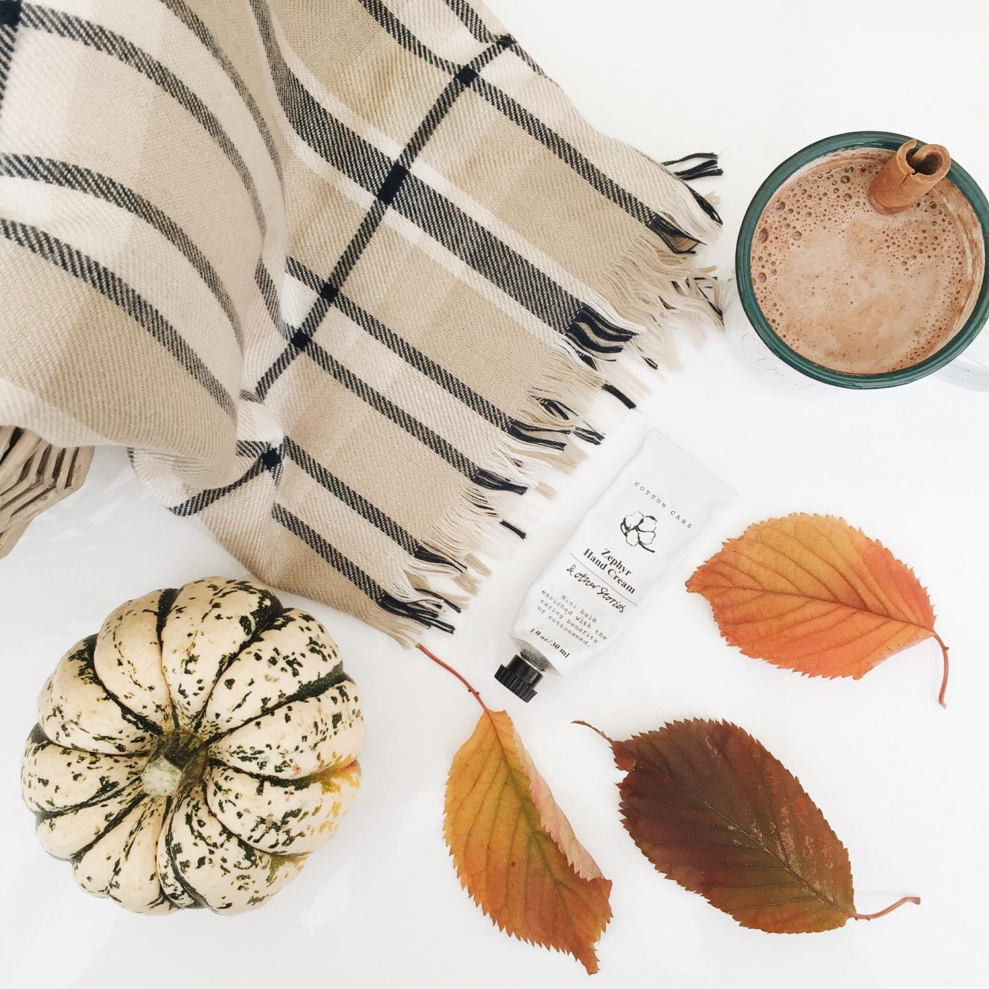 Autumn Downtime Flatlay