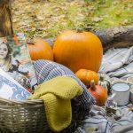 Autumn Picnic Basket