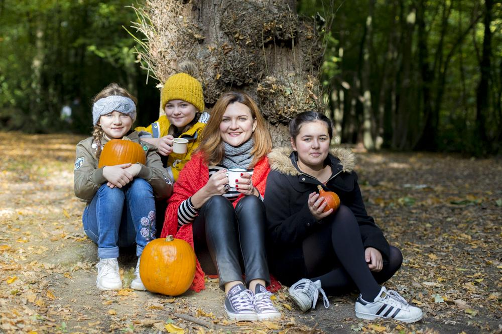 Autumn Family PIcnic