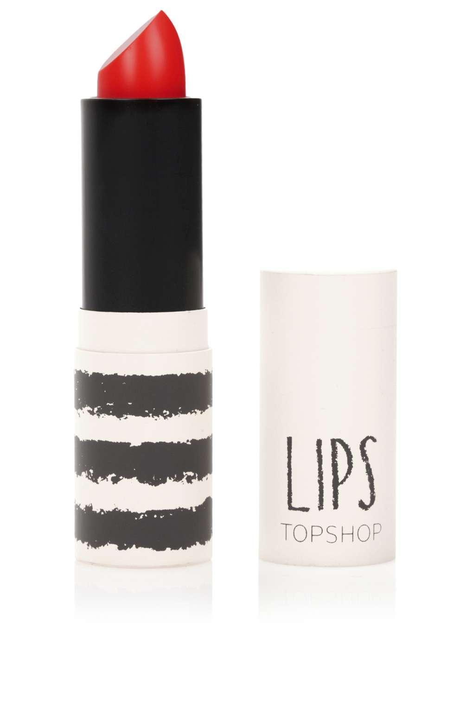 Topshop Lipstick in Champion