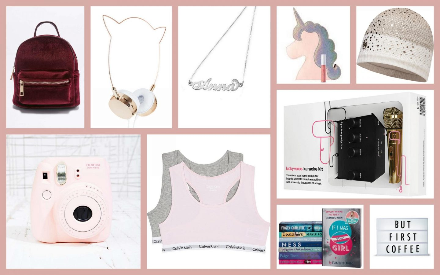Holiday Gift Guide Teen