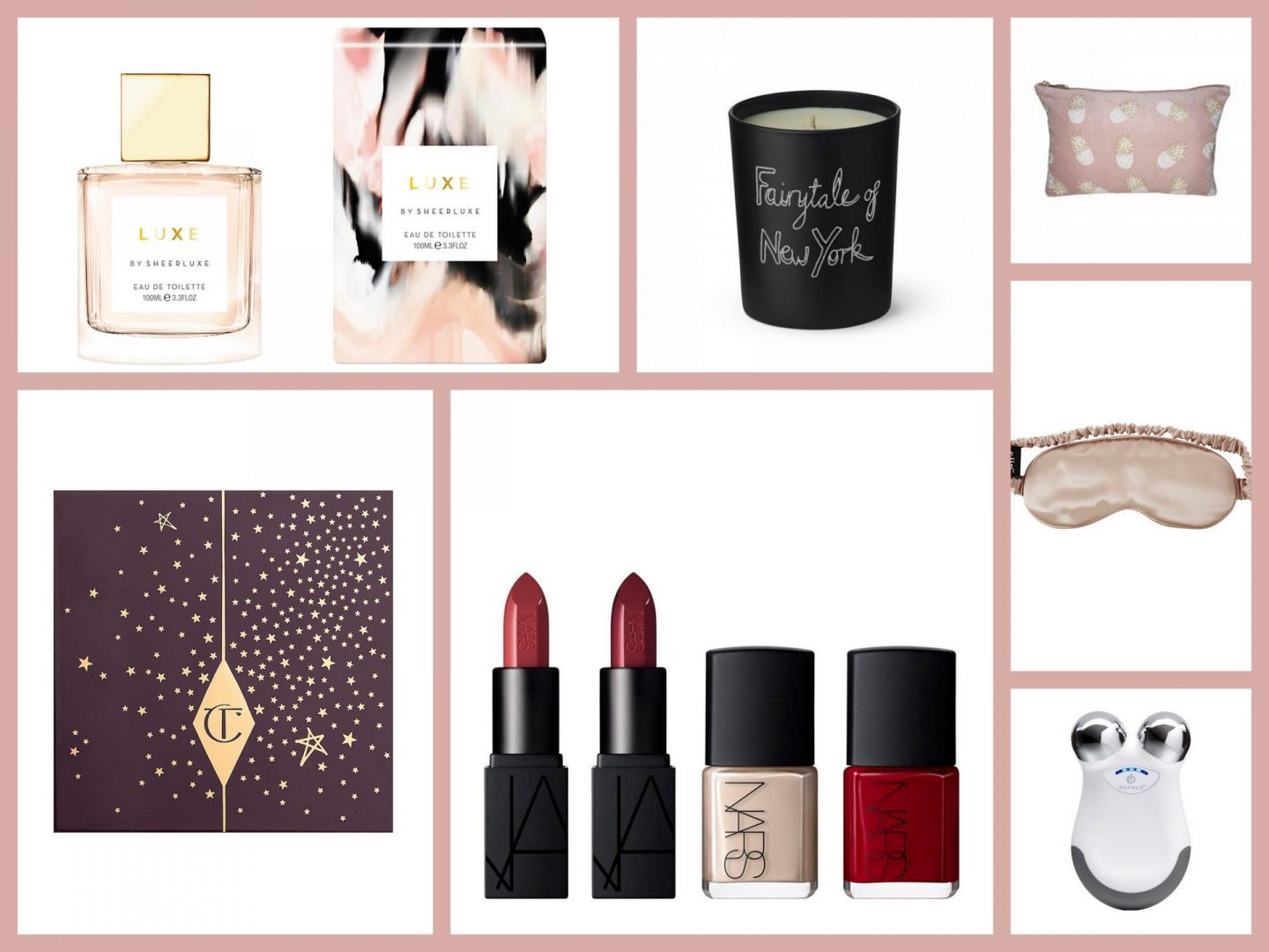 Holiday Gift Guide | Beauty Lovers