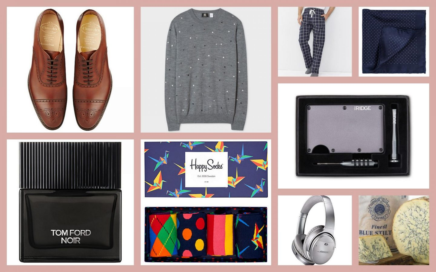 Holiday Gift Guide | One for the Boys