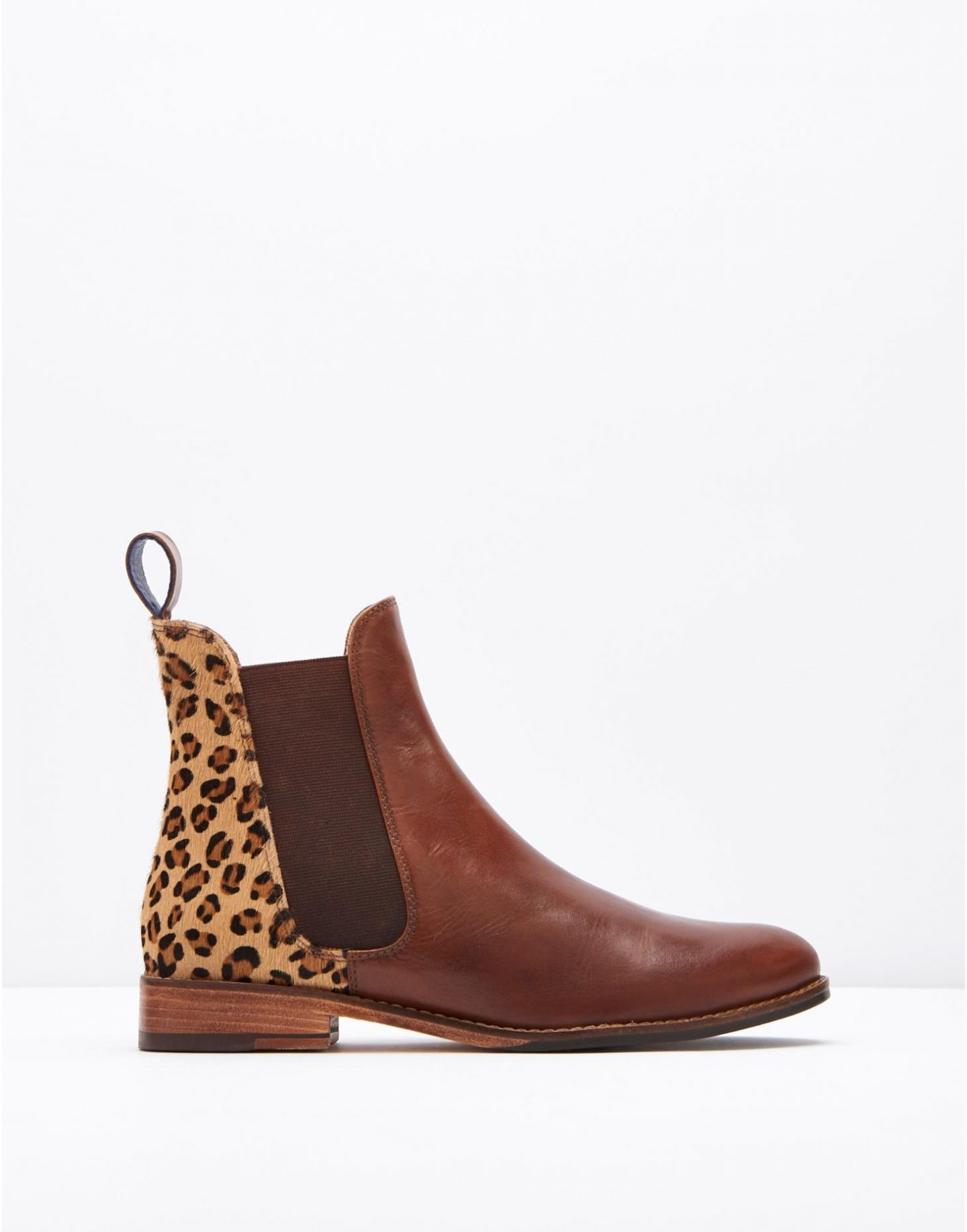 The Pay Day Edit | Leopard Print Chelsea Boots | Joules