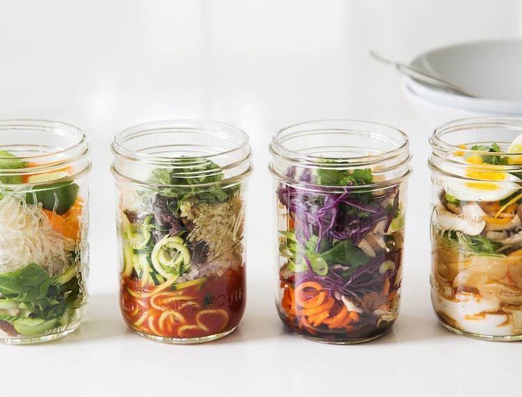 Healthy Pot Noodle