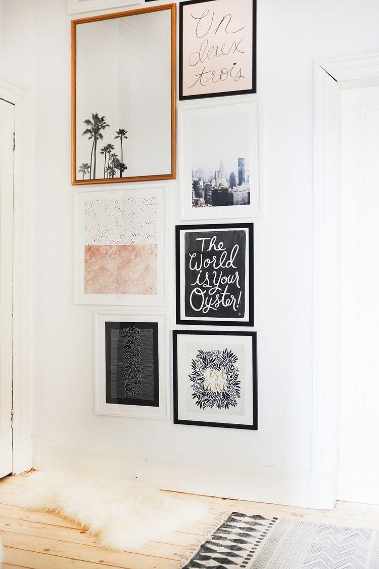 Make Impact Bold Prints Gallery Walls