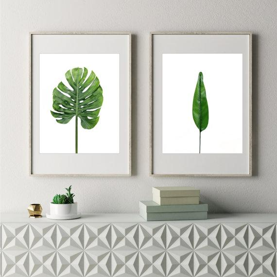 Home Decor | Make an Impact with Bold Prints & Gallery Walls