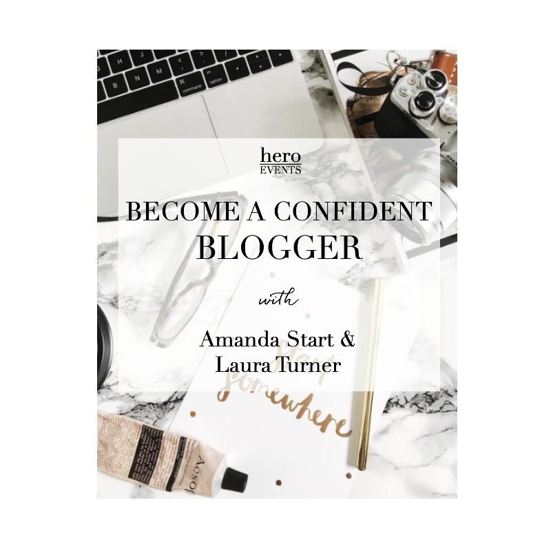 Hero | Become a Confident Blogger