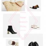 New Season Picks at Mango | Accessories