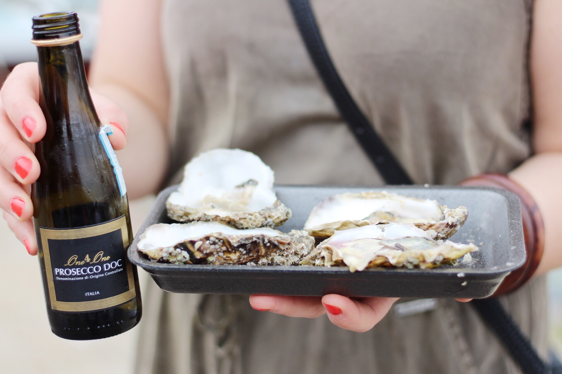 Summer evenings by the sea Whistable Oysters