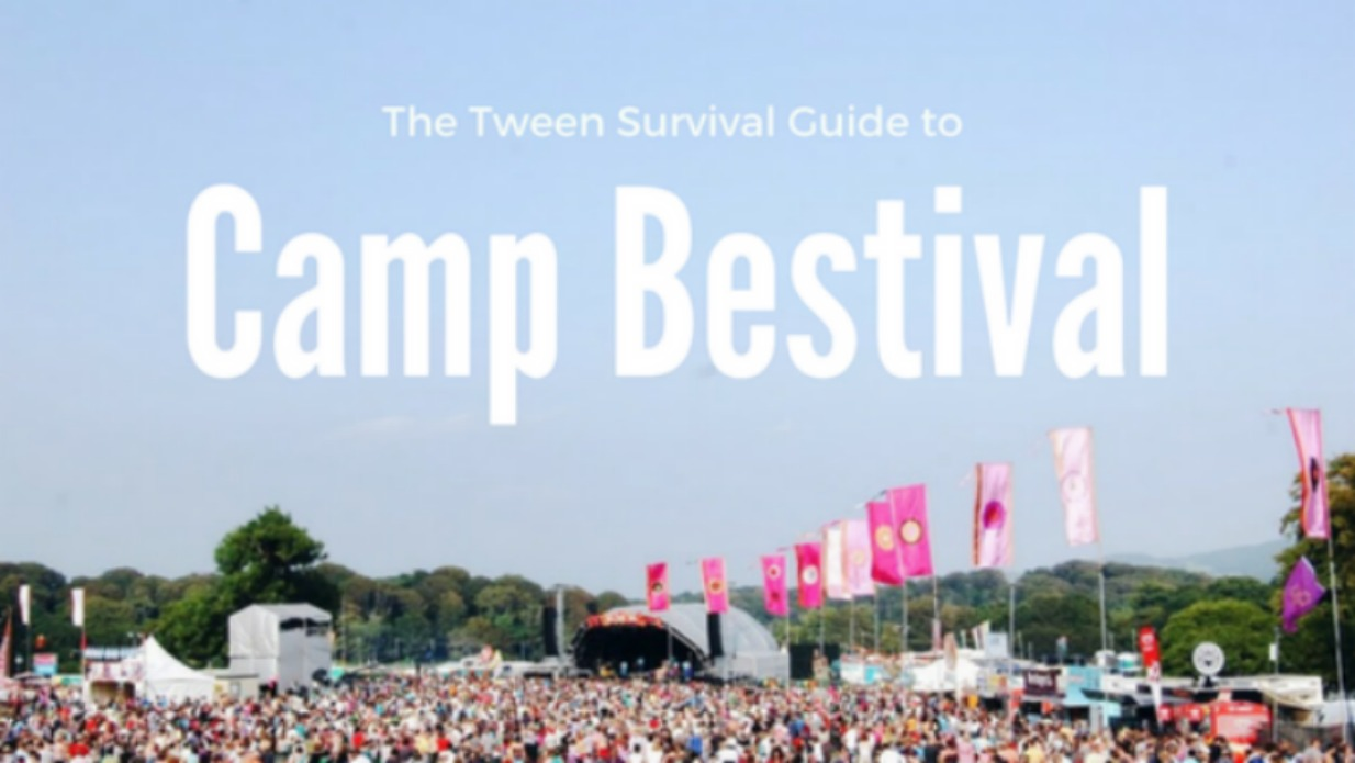 The Tween Survival Guide to Camp Bestival