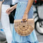 Easy Summer Style | Straw Bags + Summer dresses