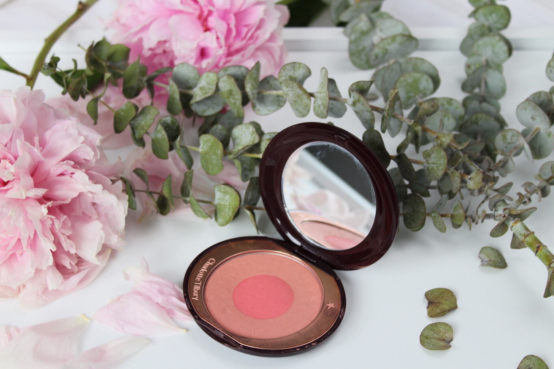 JULY BEAUTY FAVOURITES CHARLOTTE TILBURY BLUSHER