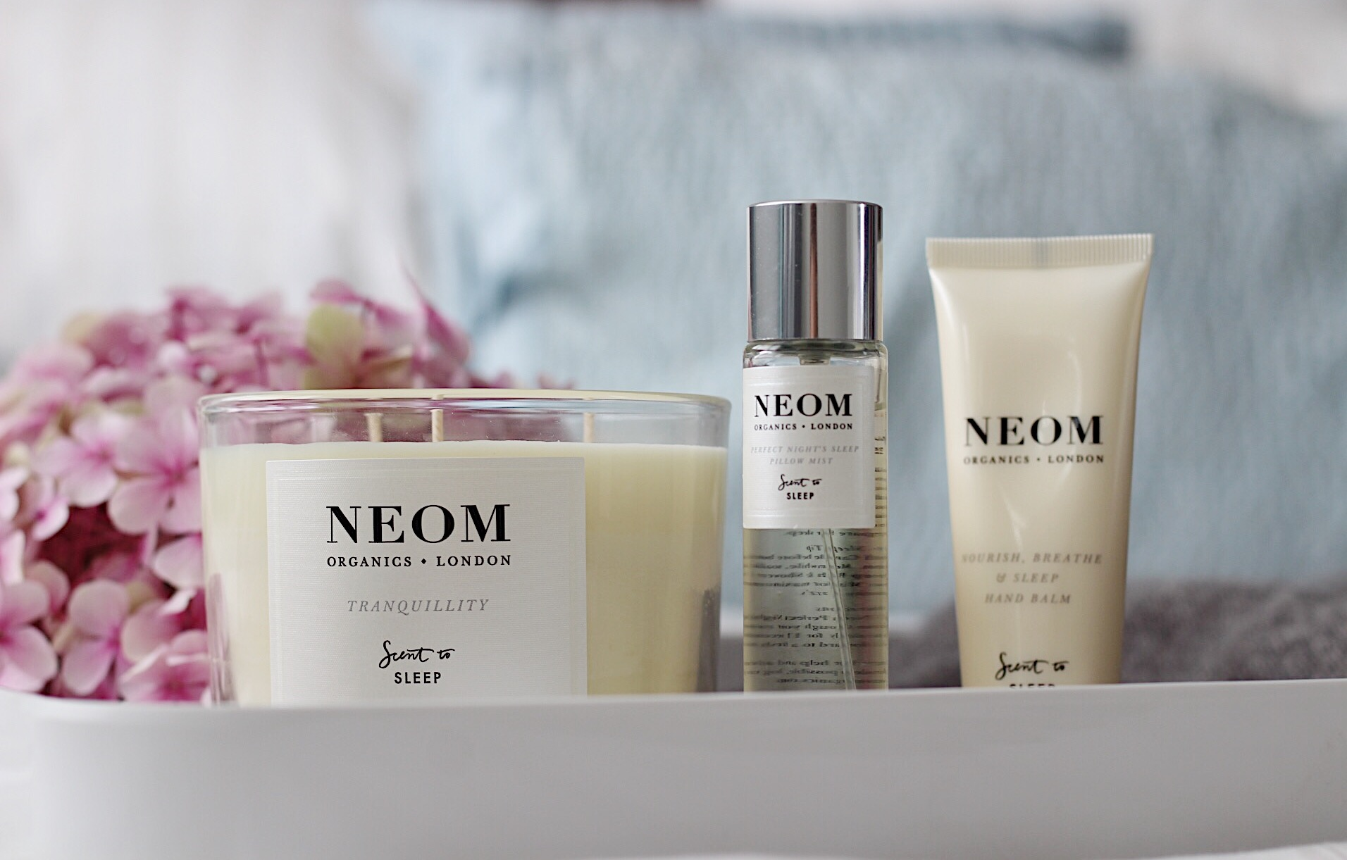 The Big Sleep Challenge | Neom Organics