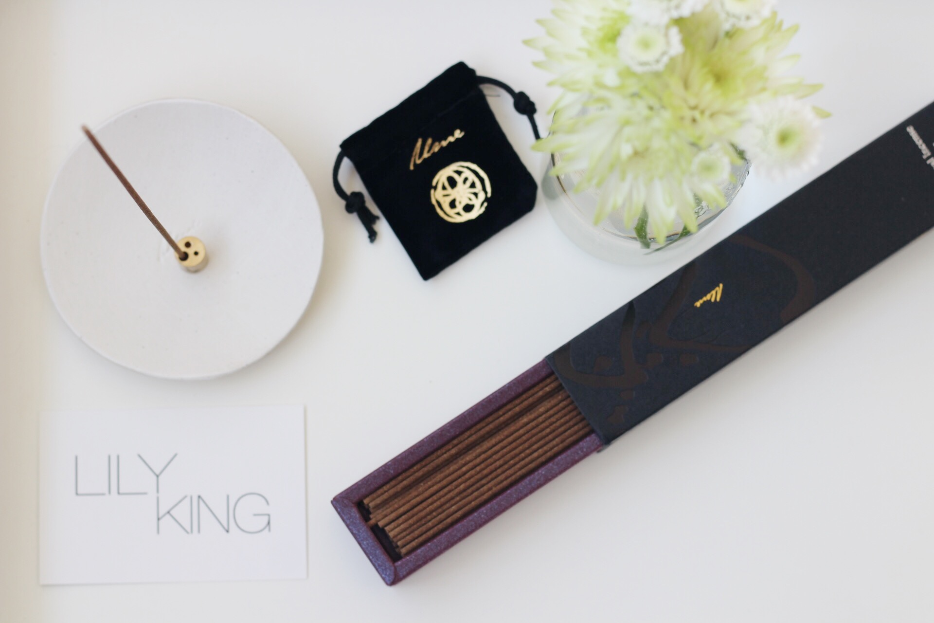 Mother's Day Gift Guide | Lily King | Ume Incense Sticks