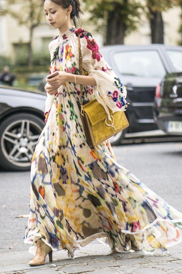 Maxi Dresses | Floral Print | SS18 Trends