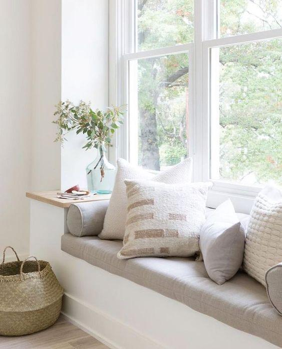 Reading nook | Window seat