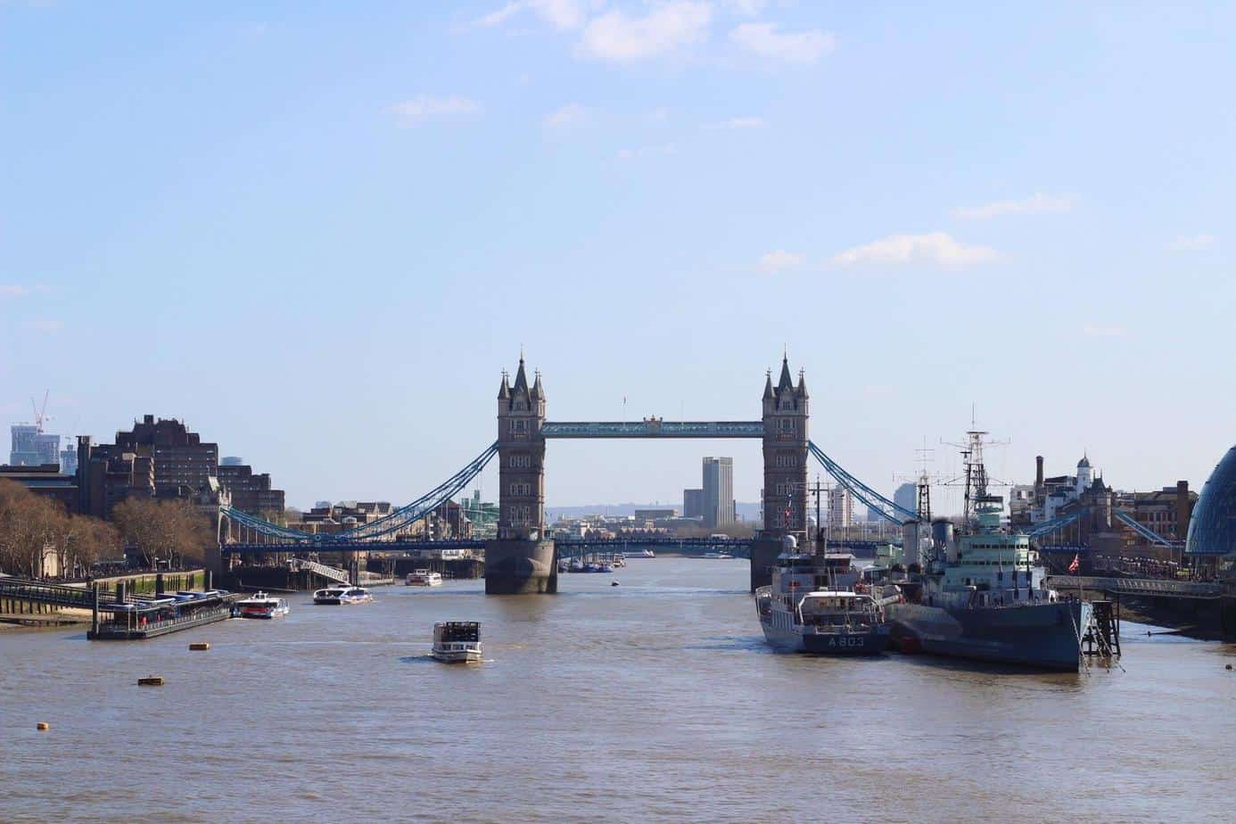 Tower Bridge | Top things to do in London Bridge