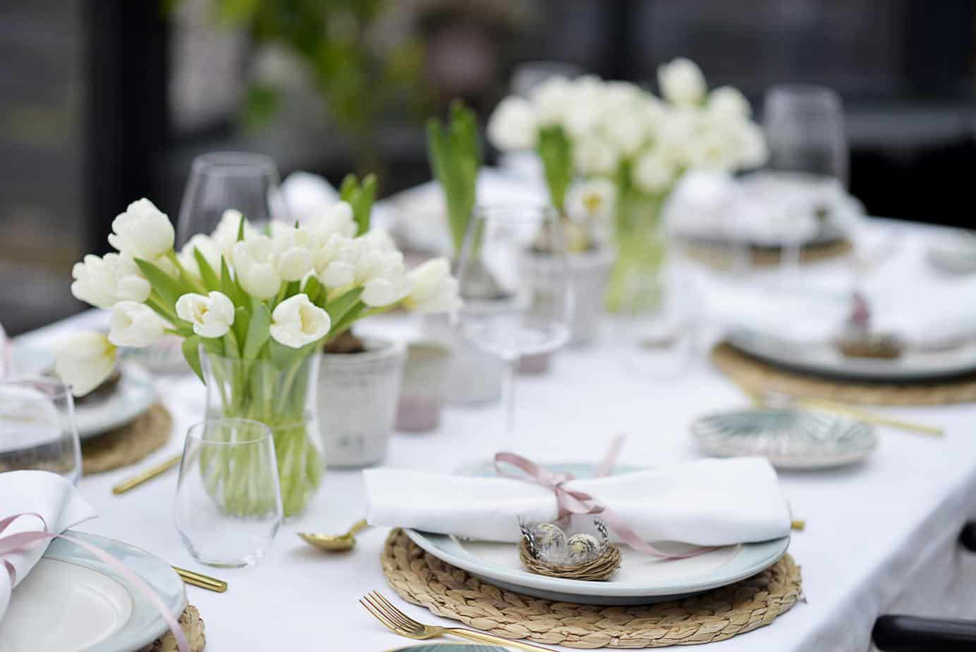 Styling the perfect Spring Table